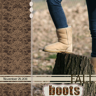 Fall Boots 2011
