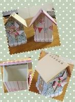 milk carton mini album