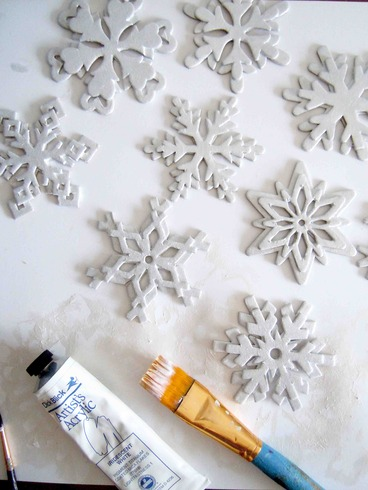 snowflake tutorial by laura williams, acherryontop.com