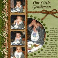 Our Little Gentleman
