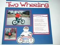Two Wheeling