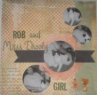 Rob & Miss Drooly Girl