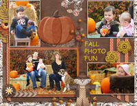 Fall Photo Fun
