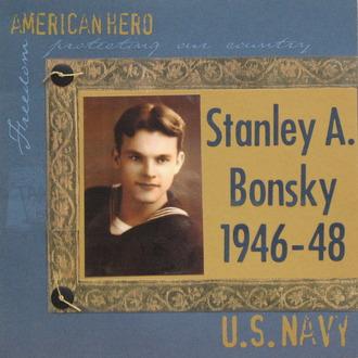 American Hero: U.S. Navy