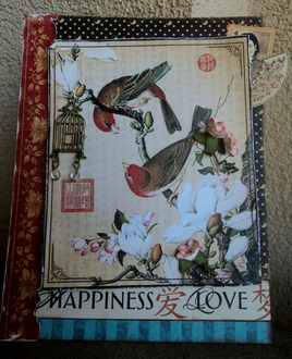 """""""Happiness"""" card"""