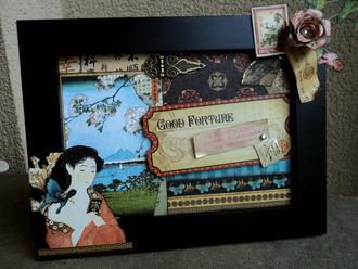 Good Fortune altered frame