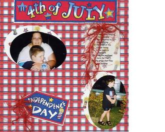 4th of July  2003