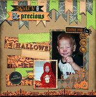 Scary & precious *DCWV*