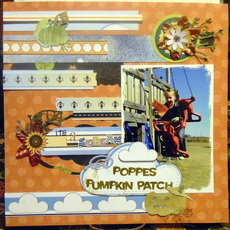 It's a SCREAM @ Poppe's Pumpkin Patch