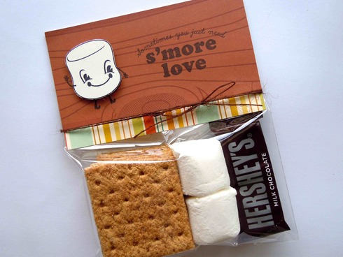 s'more kit by Laura Williams, created for www.acherryontop.com