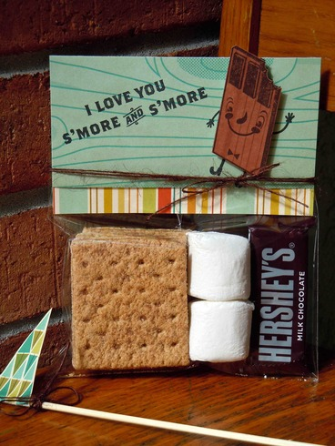 smore kit by Laura Williams, for www.acherryontop.com
