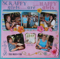 Scrappy Girls are Happy Girls