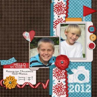 Christmas Pics 2012