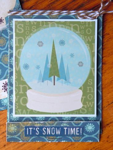 matchbook gift card holder by laura williams, for www.acherryontop.com