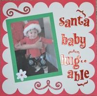 Santa Baby - Hug--able!