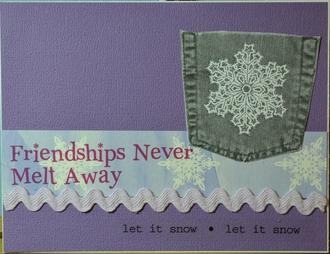Friendships Never Melt Away
