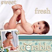Sweet Fresh Adorable Memories