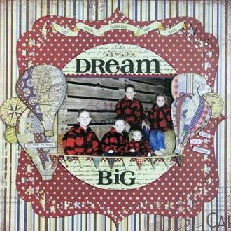 Always Dream Big