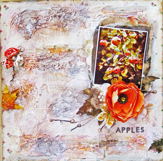 The Color Rooms # 128 Apples