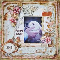 "Prima BAP June 2012 - ""Puppy Love"""