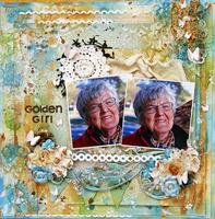 "Prima BAP July 2012 - ""Golden Girl"""