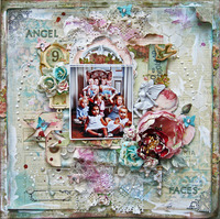"Prima BAP November 2012 - ""Angel Faces"""
