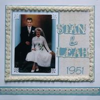 Stan & Leah 1951