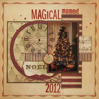 MAGICAL moment 2012