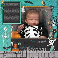 Aiden's First Halloween