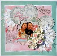 My Sweet Babies -My Creative Scrapbook DT-