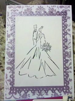 Bridal Shower/Wedding Card