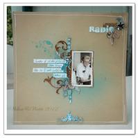Radio  - Aust. Scrapbooking Memories Magazine