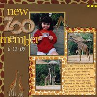 New Zoo Member