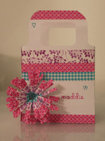 Maddie Washi Tape Gift Bag