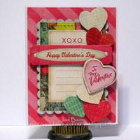 To My Valentive *My Creative Scrapbook*