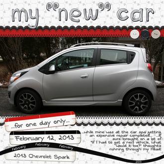 "My ""New"" Car"