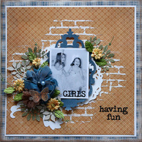 Girls *Sizzix & Maja Design*