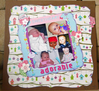 Adorable - Scraplift the GD