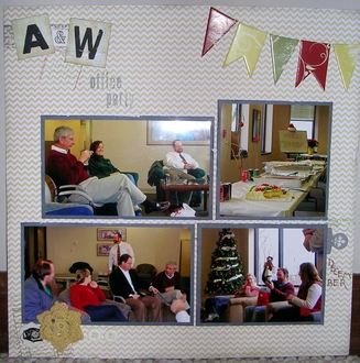 A&W Office Party