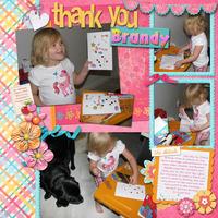 Thank You Brandy