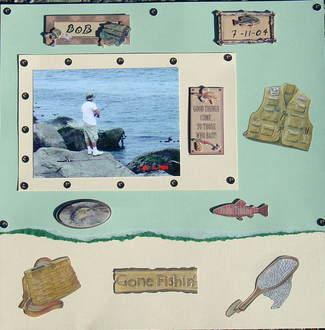 Bob Fishing 7-11-04