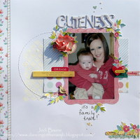 Cuteness *My Creative Scrapbook*