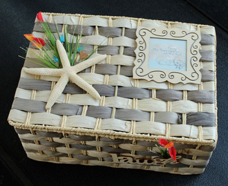 The Photo Book Basket