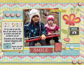 Spring - 123 Smile