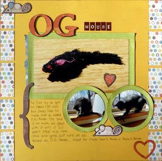 O.G. Mouse