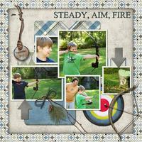 Steady, Aim, Fire