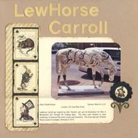 LewHorse Carroll