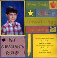 First Grade (Fall Crop 6)