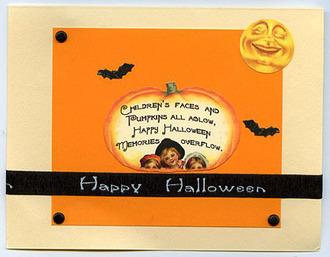 Halloween card (FastScraps 5)
