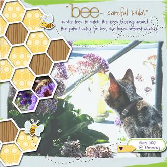 Bee-careful!